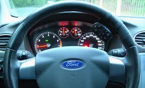 Форд доска приборов
