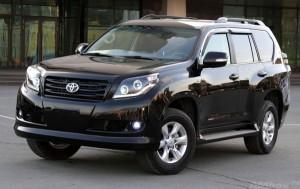 -- Toyota Land Cruiser Prado n5d  ФОТО